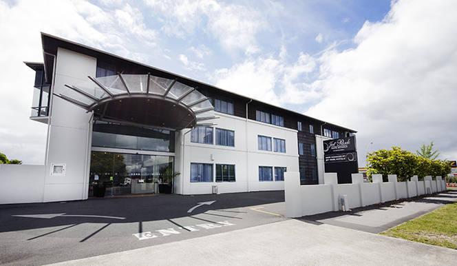 Jet Park Rotorua Exterior